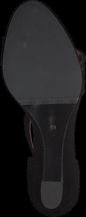 Billi Bi - 11752 Black Snake Suede