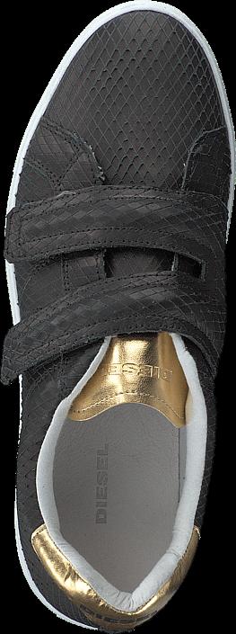 Diesel - S-Andyes Strap Black/Gold