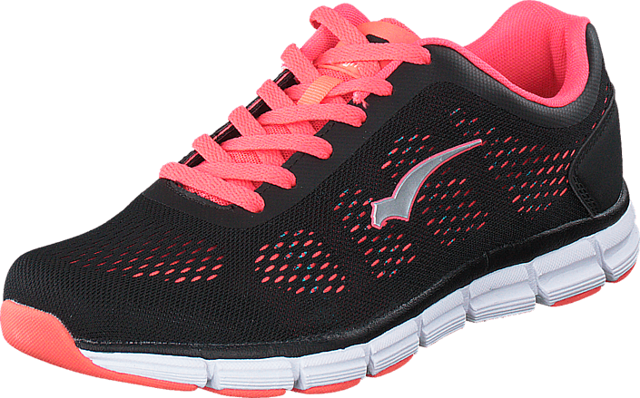Bagheera - Graphic Black/cerise