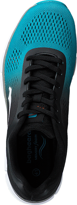 Bagheera - Graphic Black/blue