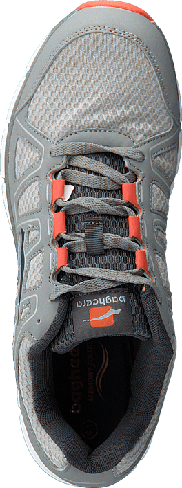 Bagheera - Orion Grey/orange
