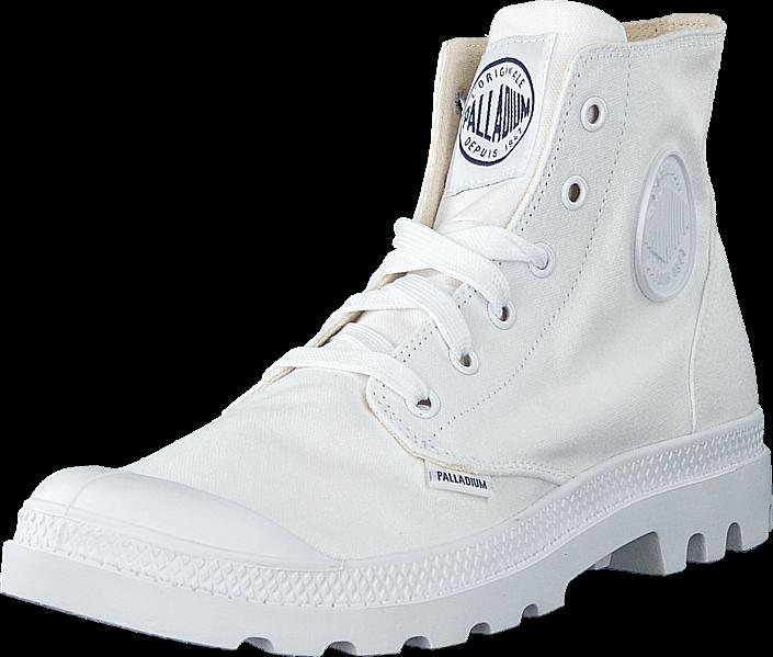 Palladium - Blanc Hi 72886-154 White