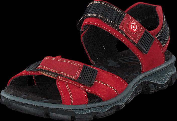 Rieker - 68851-33 Red
