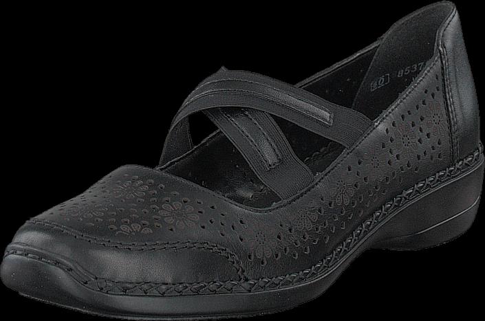 Rieker - 41325-00 Black