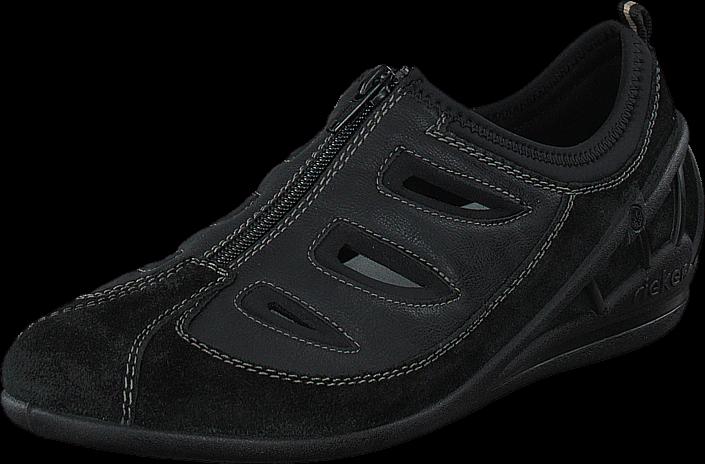 Rieker - 59555-00 Black