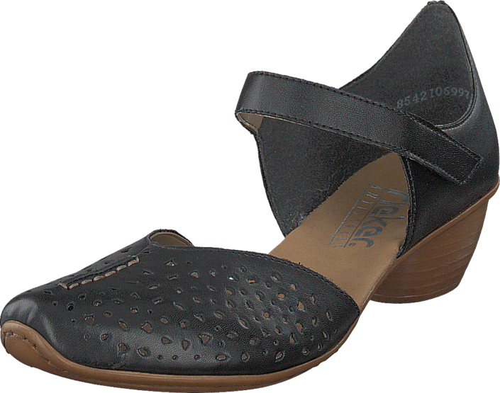 Rieker - 43795-01 Black