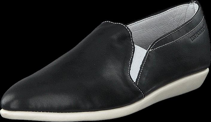 ten-points-tea-501001-black-kengaet-matalapohjaiset-kengaet-slip-on-musta-naiset-36