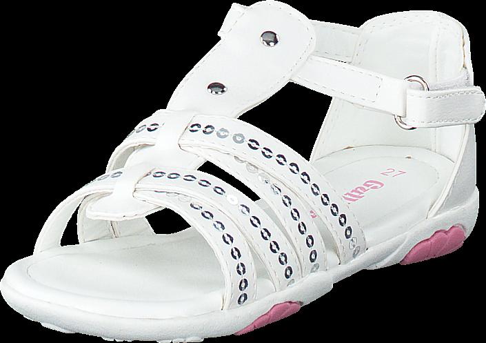 Gulliver - 423-2045 White