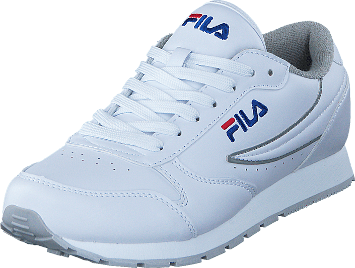 Fila Orbit Low White