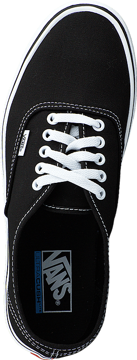 Vans - Authentic Lite + (Canvas) Black/White