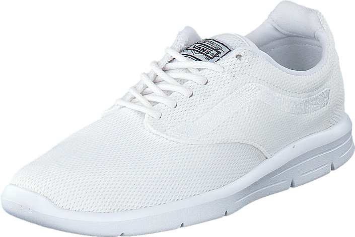 Vans Iso 1.5 + (Mesh) True White