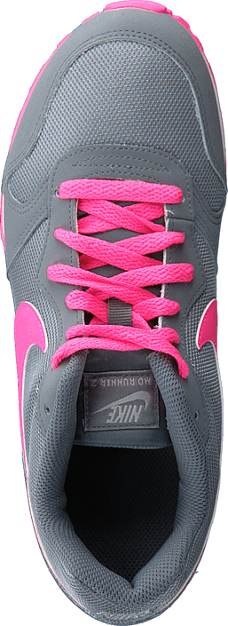 Nike - Nike Md Runner 2 (Gs) Cool Grey/Hyper Pink-Black