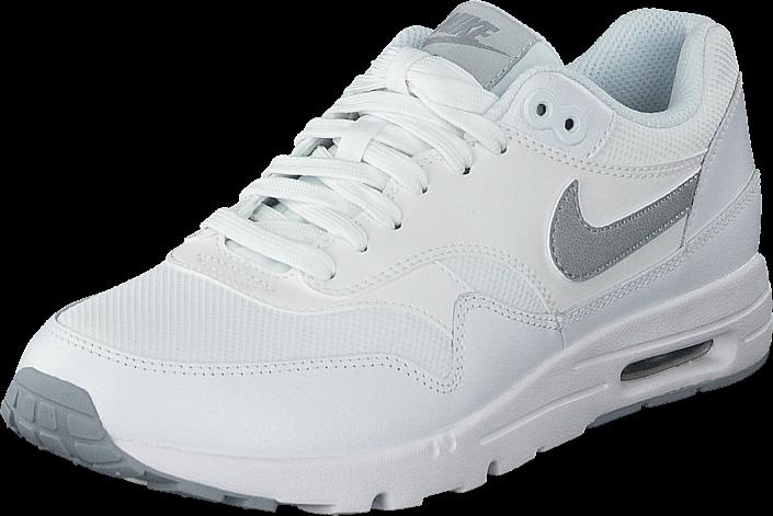 Nike - W Air Max 1 Ultra Essentials White/Wlf Gry-Pr Pltnm-Mtllc S