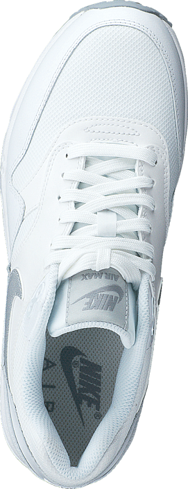 Nike - W Air Max 1 Ultra Essentials White/Wlf Gry-Pr Pltnm-Mtllc S