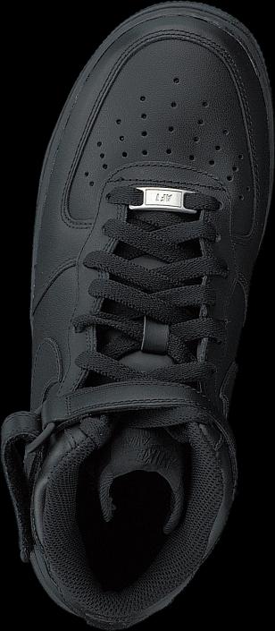 Nike - Wmns Air Force 1 Mid '07 Le Black/Black