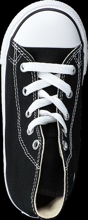 Converse All Star Canvas-Hi Black