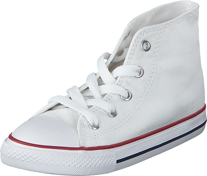 Converse - All Star Canvas-Hi Optical White