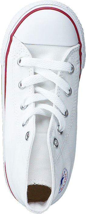 Converse All Star Canvas-Hi Optical White
