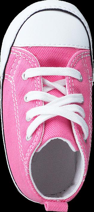 Converse - All Star Canvas-Hi Pink