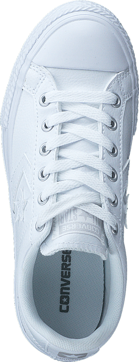 Converse Star Player EV-Ox White/White/White
