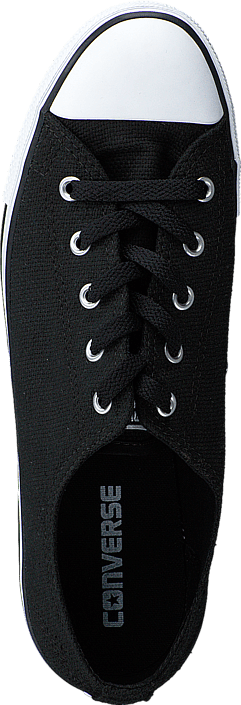 Converse All Star Dainty-Ox Black/White/Black