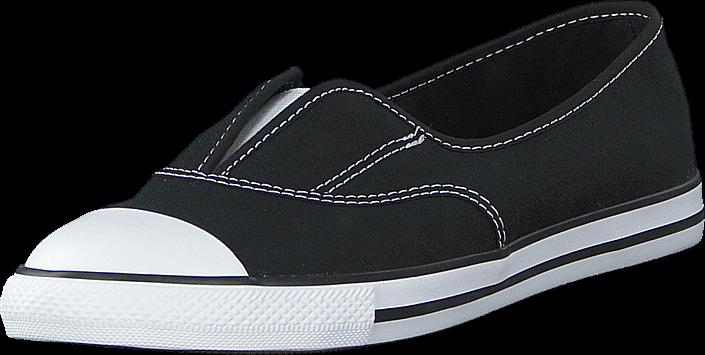 Converse - All Star Dainty Cove-Slip Black/Black/White