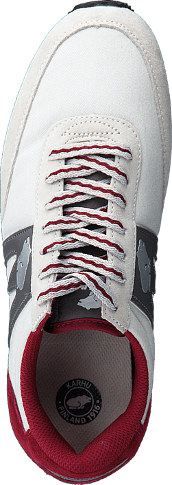 Karhu - Albatross Elite Grey/Beet Red