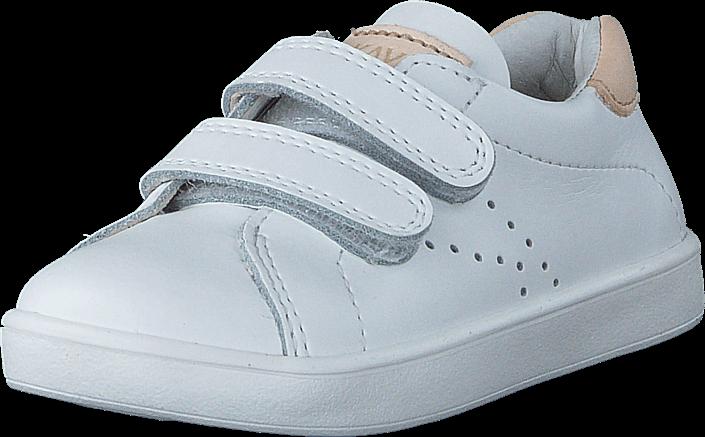 Footway SE - Kavat Södertälje XC White, Skor, Sneakers & Sportskor, Låga sneakers, Vit, Unise 647.00
