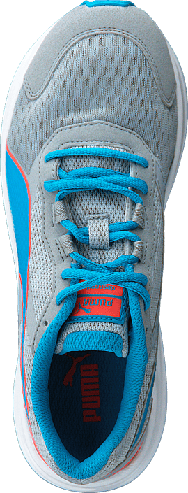 Puma Descendant v3 Jr Quarry-Atomic Blue