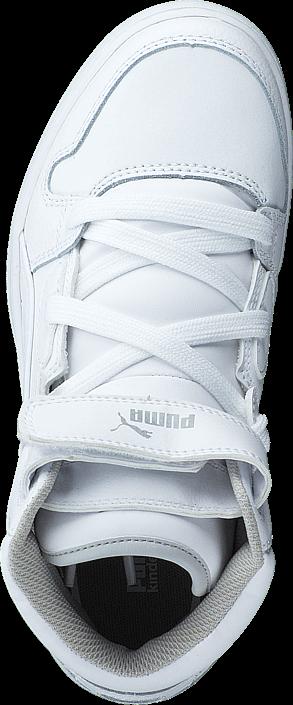Puma Puma Rebound Street L Jr White-White