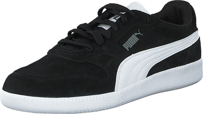 Puma - Icra Trainer SD Black-White