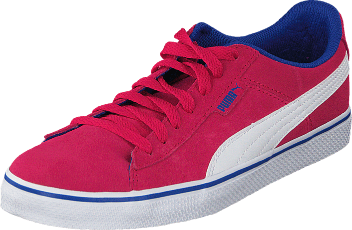 Puma - Puma 1948 Vulc Jr Rose Red-White