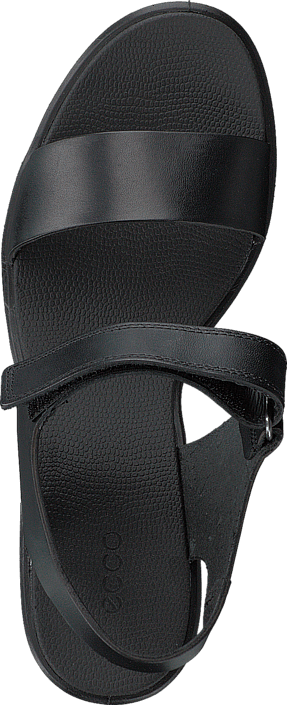 Ecco - Freja Wedge Sandal Black