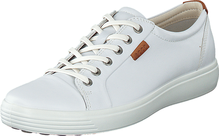 Ecco - Soft 7 Men's White
