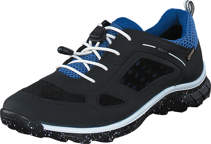 Ecco Biom Trail Kids Black/ Cobalt