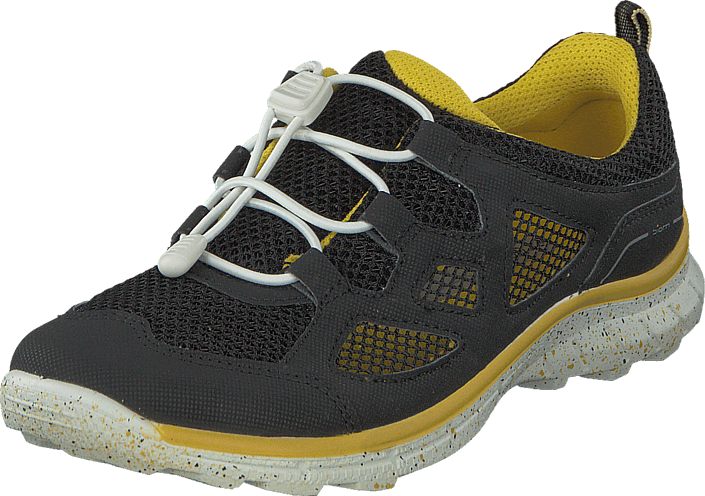 Ecco Biom Trail Kids Black