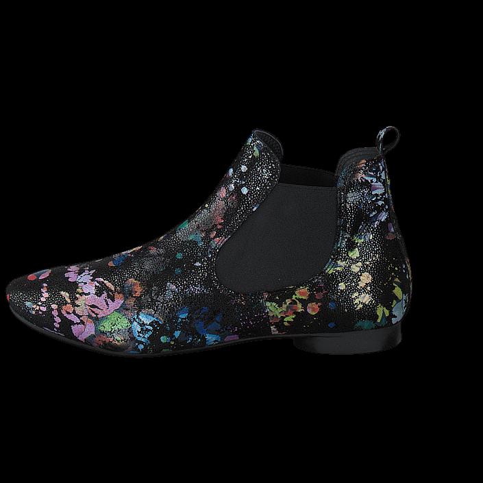 din sko svarta boots