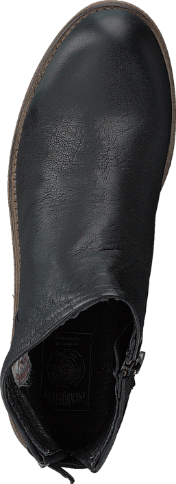 Sneaky Steve Charest Black Leather