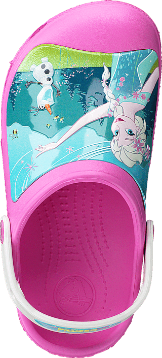 Crocs - CC FrozenFever Clog K Party Pink/Oyster