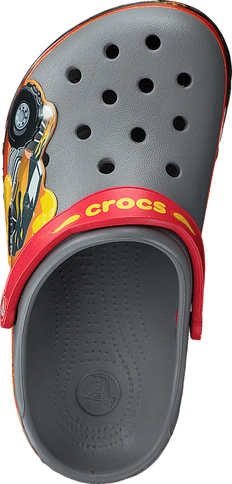 Crocs - Crocband Monster Truck Clog K Smoke