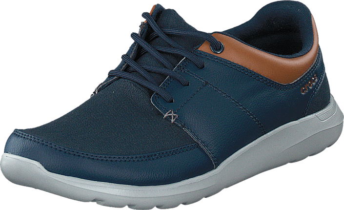 Crocs - Crocs Kinsale Lace-up Navy/Light Grey