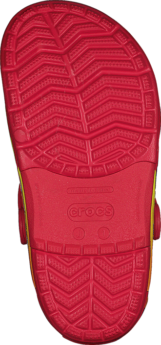 Crocs - CrocsLights Cars Clog Red