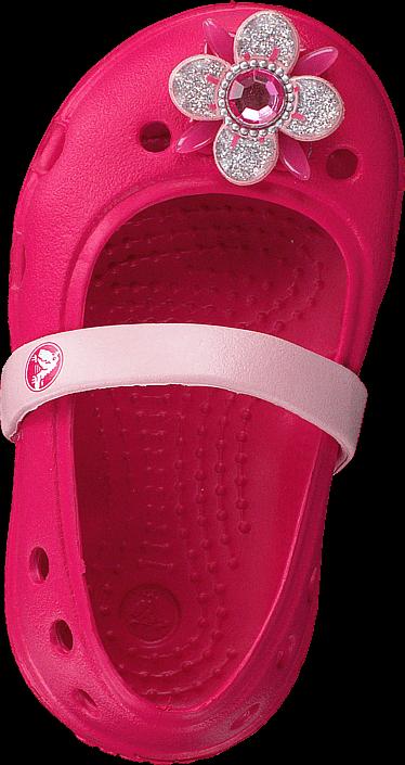 Crocs - Keeley Springtime Flat PS Rasberry/Petal