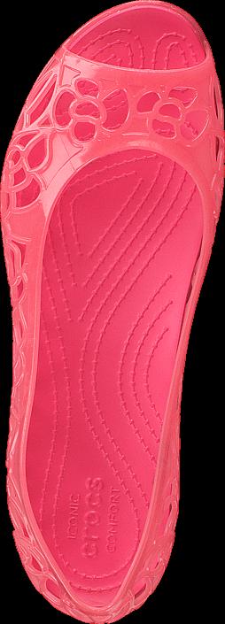 Crocs - Crocs Isabella Jelly Flat W Coral