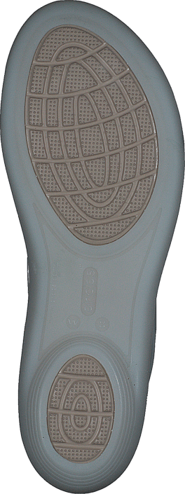 Crocs Crocs Isabella Sandal W Oyster/Walnut