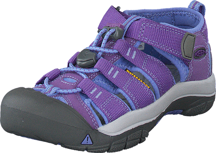 Keen - Newport H2-Kids Purple Heart/Periwinkle
