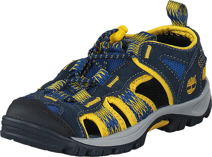 Timberland Belknap Fisherman Navy/Yellow