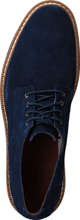 Timberland - Naples Trail Oxford Black Iris Silk Suede