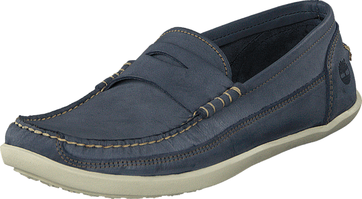Timberland - Odelay Penny Beef Roll Navy Antique Milled Brunido