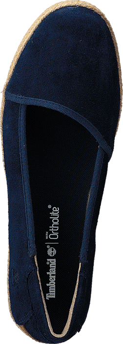 Timberland - Casco Bay Leather Slip On Navy